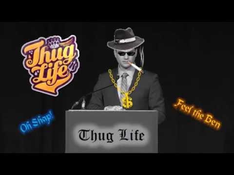 Ben Shapiro Thug Life - Income Inequality