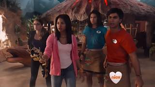 "Power Rangers Dino Super Charge - Heckyl is Snide | Episode 3 ""Nightmare in Amber Beach"""