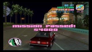 "Grand Theft Auto Vice City-Walkthrough PS4-Misson#35""Bar Brawl"""