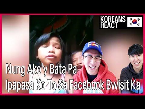 Koreans React to