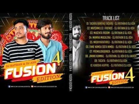 TACCATTA 12AM MIX   FUSION EDITION 4 I DJ RATHAN AND DJ ASH