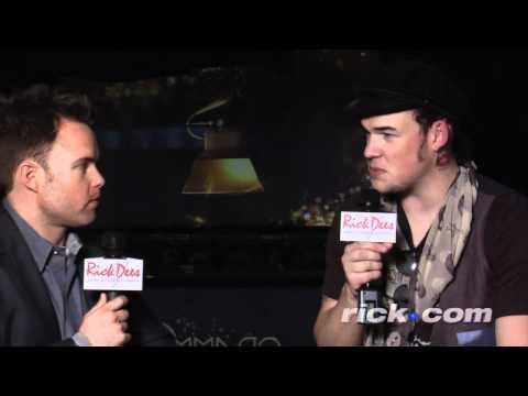 James Durban Backstage @ The Grammys