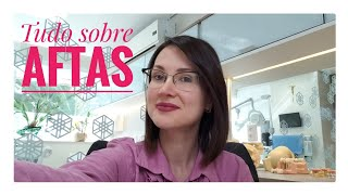 AFTAS - CAUSA E TRATAMENTO - DRA DANIELLE SALES