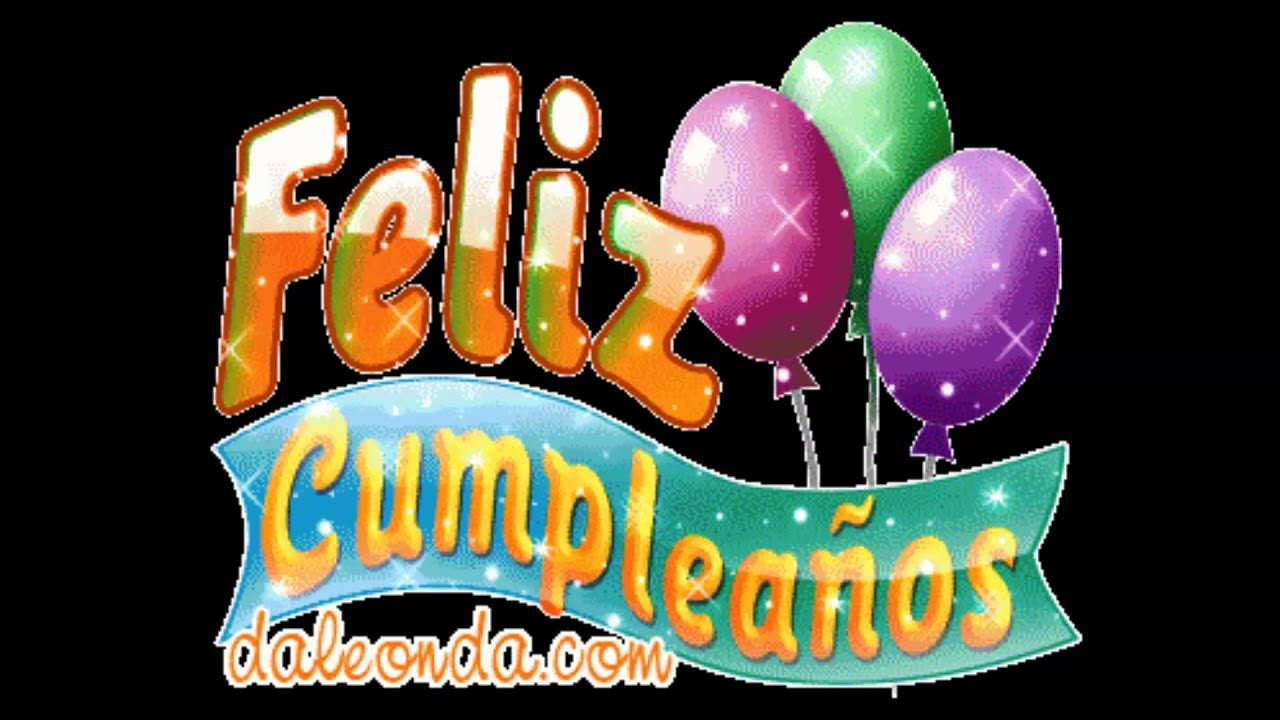 FELIZ CUMPLEA u00d1OS CAROLINA YouTube