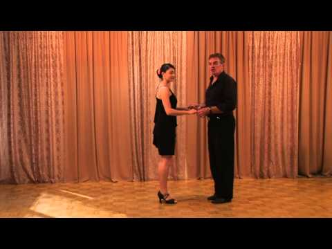 Salsa Partnership: The Lead Follow Connection. Beginner Intermediate Advanced