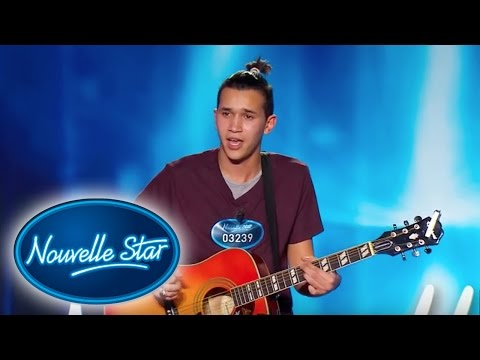 Wissem : Can't hold us– Auditions – NOUVELLE STAR 2016
