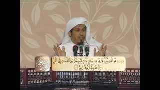 تفسير سورة الحديد من الآية 1 إلى الآية 17 | د. محمد بن عبد العزيز الخضيري