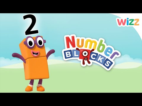 Numberblocks - Learn to Count | The Troublesome Number Two