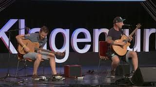 Download The Most Unexpected Acoustic Guitar Performance | The Showhawk Duo  | TEDxKlagenfurt Mp3 and Videos
