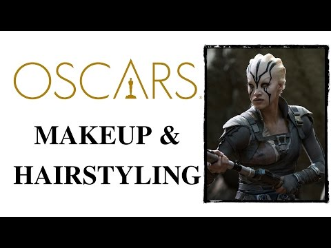 Oscars in One Minute: Makeup & Hairstyling - 2017