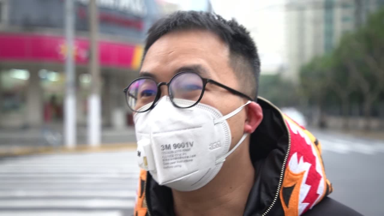 Here In Outbreak The Shanghai
