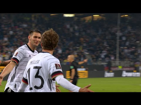 Germany Romania Goals And Highlights