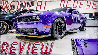 2019 HELLCAT REDEYE Full Review!