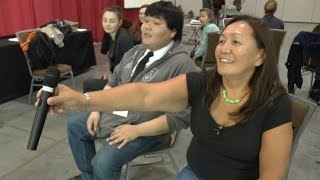 Indigenous language preservation at the Elders and Youth Conference