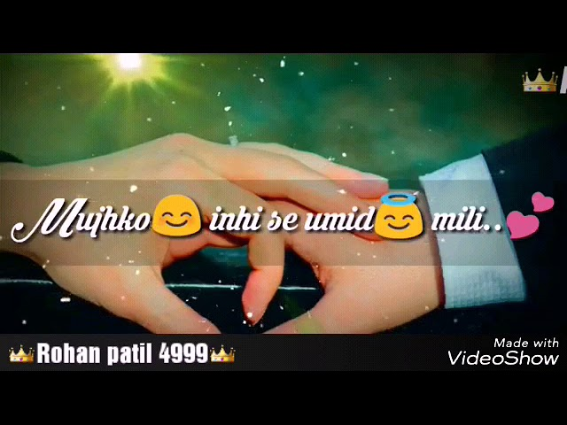 Teri MusKurahat hai Takat Meri Ek Villain Song 2017 {Whatsapp Status Video} #1
