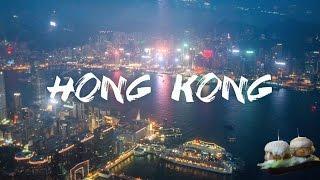 We made it! Highest Bar in the WORLD || HONG KONG PART 1