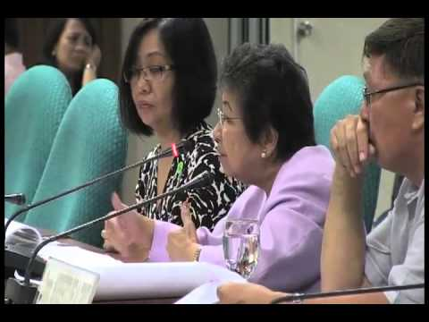Commission on Human Rights (Budget Hearing)