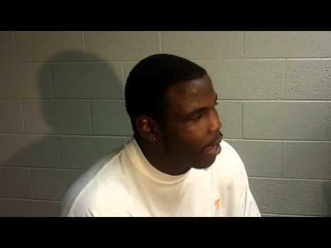 Malik Jackson Post-Memphis 11.6.10