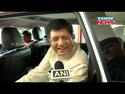 Union Minister Piyush Goyal Reaction On PM Modi Files Nomination From Varanasi