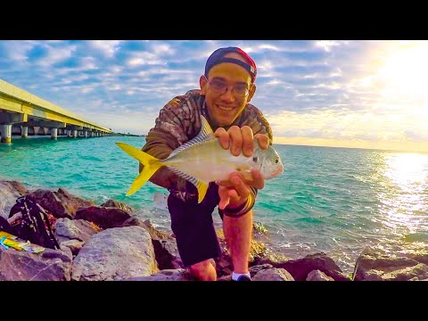 "Surf Fishing The Florida Keys ""The Sport Fishing Capital Of The World"