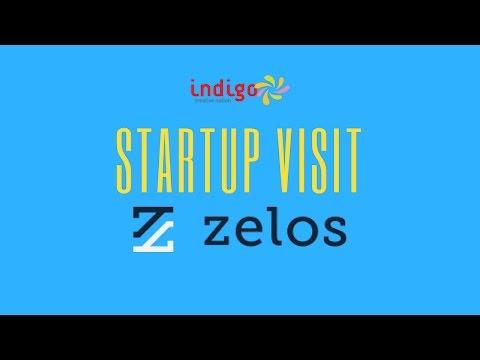 Startup Visit - Zelos (Career Discovery Platform)