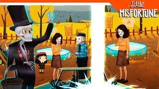 ✨ Little Misfortune ► ВСЕ КОНЦОВКИ (СЕКРЕТНЫЙ ФИНАЛ)