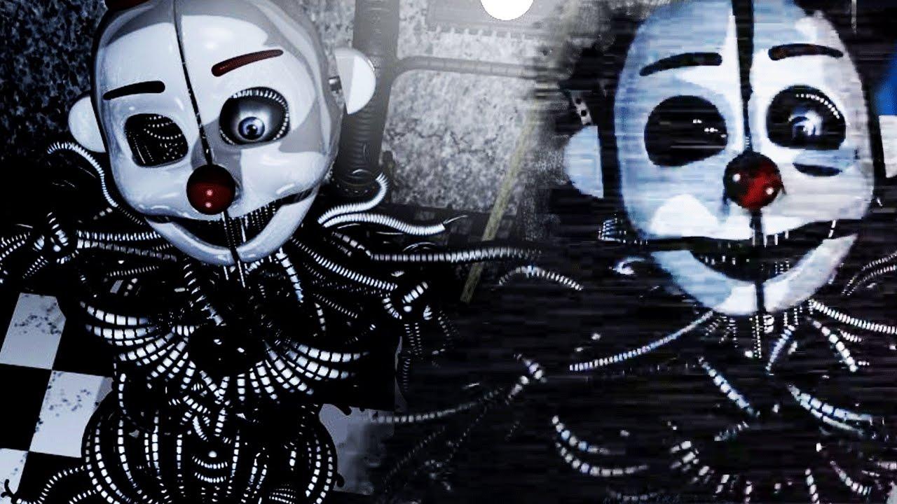 Download Five Nights at Freddy's Sister Location || SECRET FNAF TEST LOCATION EASTER EGG! HIDDEN ANIMATRONIC!