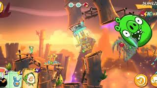 Angry Birds 2 AB2 Daily Challenge Win With Stella 4/25/19