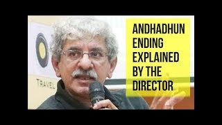 Andhadhun ending explained by its own Director | Shriram Raghavan | Prabhav`s MastiWorld