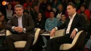 Markus Lanz (vom 10. Oktober 2012) - ZDF (4/5)