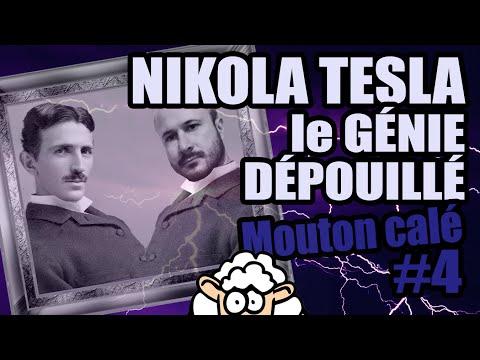 NIKOLA TESLA, le GÉNIE DÉPOUILLÉ - Mouton calé #4