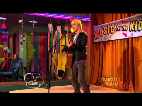 Austin Moon (Ross Lynch) - Better Together And Heart Beat Acoustic Versions [HD]