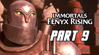 Immortals Fenyx Rising - Gameplay Walkthrough Part 9 (PS5, 4K)
