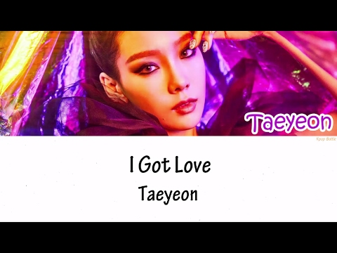 Free Download Taeyeon (태연) - I Got Love Lyrics [han|rom|eng] Mp3 dan Mp4