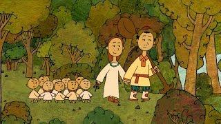 Гора самоцветов - Птичья Нога (The bird foot) Башкирская сказка