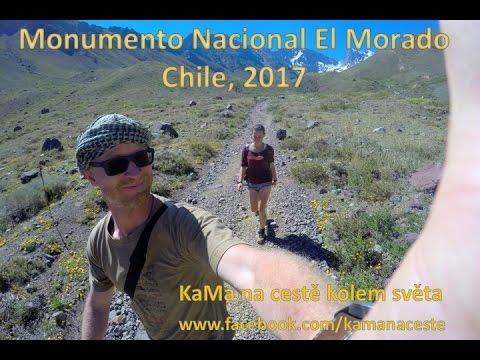 Monumento Nacional El Morado - Chile - 2017 -song: Captain fantastic scene (Sweet child o' mine)