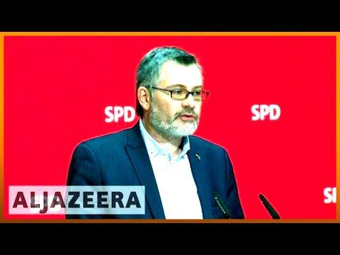 🇩🇪 Germany's Social Democrats to approve new coalition government   Al Jazeera English
