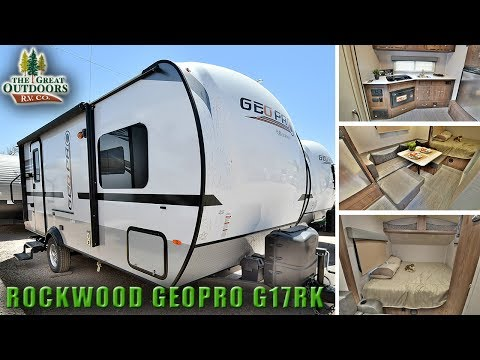 New Hybrid Expandable Rv 2018 Rockwood 24ws Pop Out Col