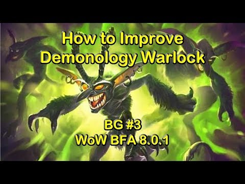 How to Improve Demonology Warlocks in the Hotfix - Affliction Warlock PvP - WoW Daily BG #3