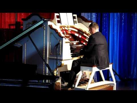 Randy Morris on Allen Organ