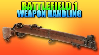 Battlefield 1 Gun Mechanics Explained | BF1 Alpha Gameplay