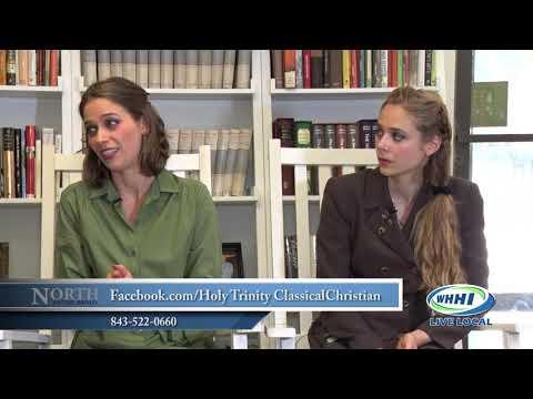 NORTH OF THE BROAD   Anna & Elizabeth Booman, Holy Trinity Classical Christian School   WHHITV