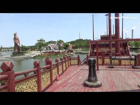 Episode 23 Jejak Cheng Ho dari Kunyang Hingga Pulau Jawa: Pelabuhan kota Suzhou