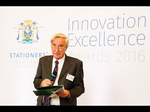 Innovation Excellence Awards 2016 - Peter Day