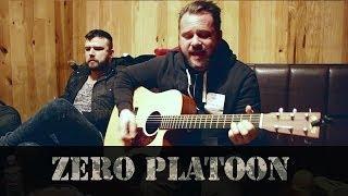 "Zero Platoon: Matt Pryor - ""Kinda go to Pieces"" (acoustic) ft. Max Bemis"