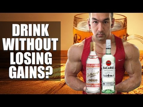 Does Beer Cause You To Fat and Steal Your Bodybuilding Gains