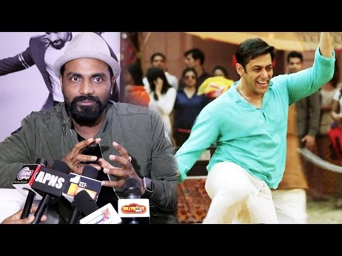 Remo D'Souza FINALLY Opens On DANCE Film With Salman Khan