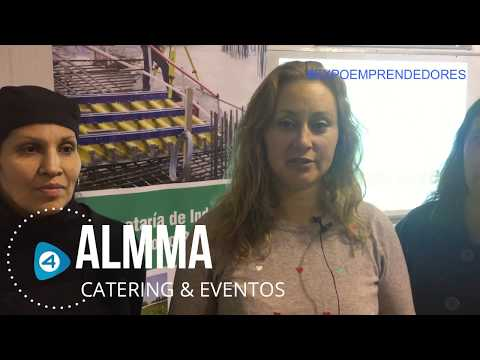 Expoemprendedores Varelenses: conocé los servicios de Almma catering & eventos