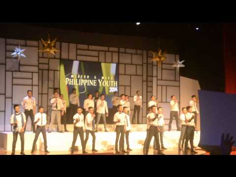 MR & MS PHILIPPINE YOUTH 2015 PRODUCTION NUMBER  (#teamkeanjohnson)