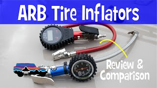 Off Road Gift Under $55 - ARB Tire Inflator Review and Comparison